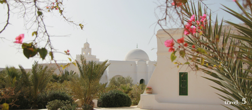 Why visit Djerba Island in Tunisia