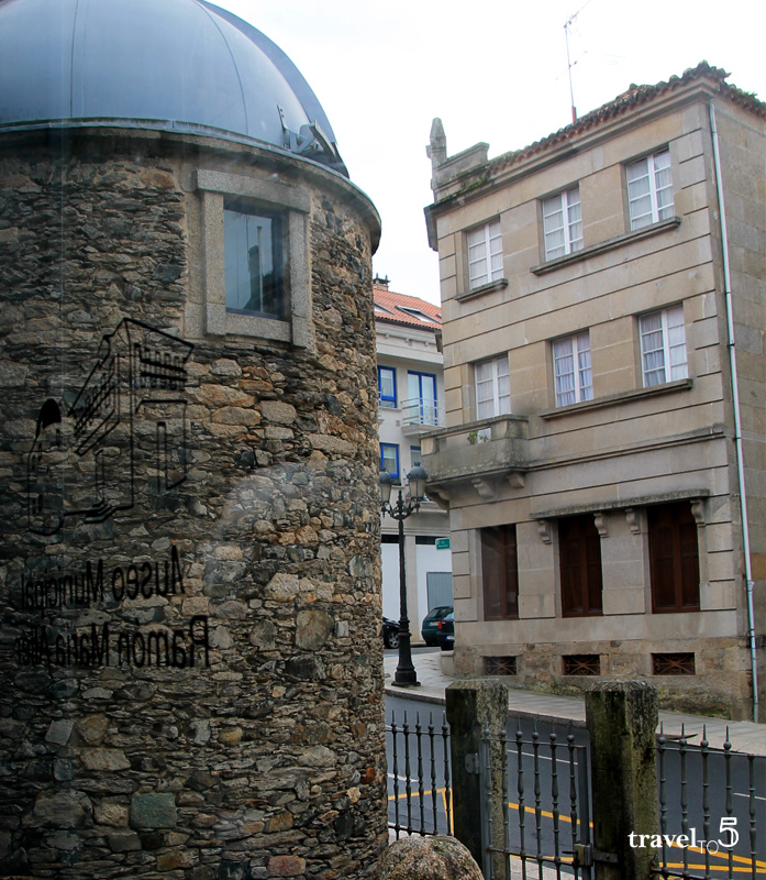Museo Casa Ramon Aller Lalin what to visit Galicia