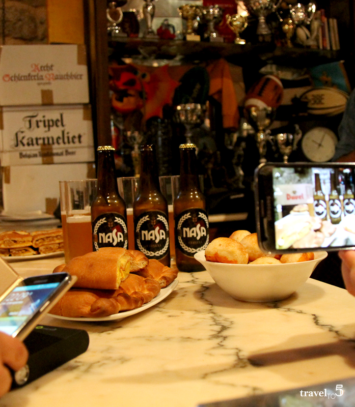 Beers in Pontevedra where to eat and drink