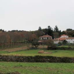 Views from Pazo de Liñares manor house in Lalin Galicia Spain travelto5.com