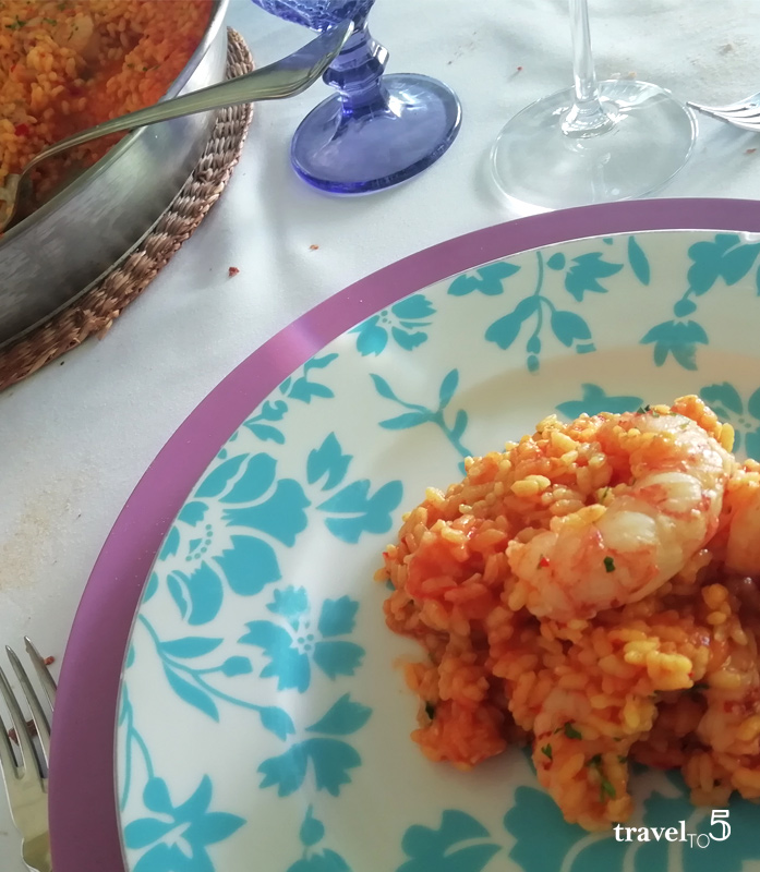 where to eat rice in Galicia