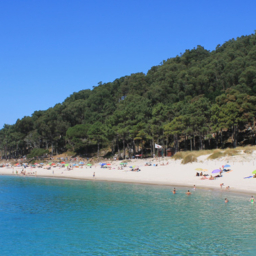 Vigo beaches - Cies Islands Rodas beach