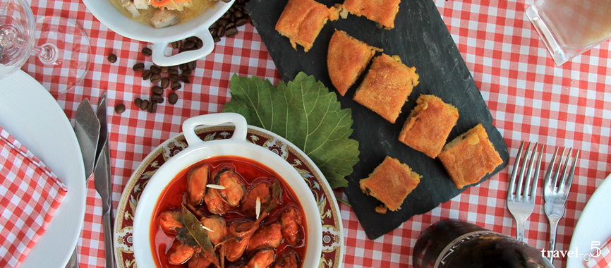 What to order in Galicia Food