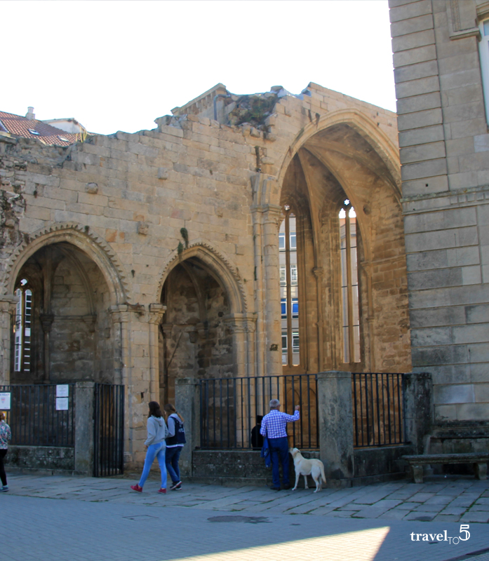 What to do in Pontevedra: Ruins of Saint Domingos