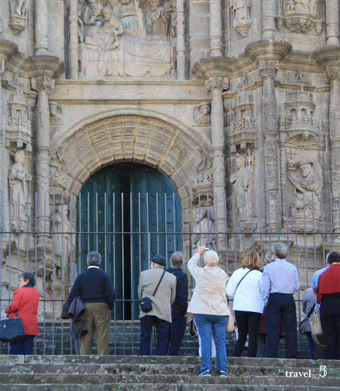 Royal Basilica of St Mary Pontevedra what to visit