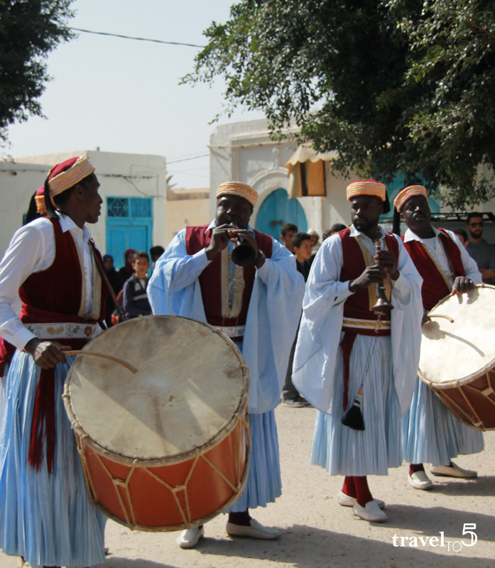 Berbers Djerba traditions and festivals